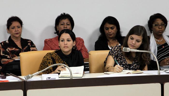 Cuba al secondo posto del ranking delle donne parlamentari for Parlamentari donne